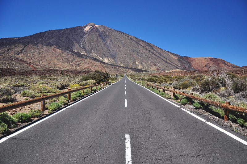 jak dostać się do Teide