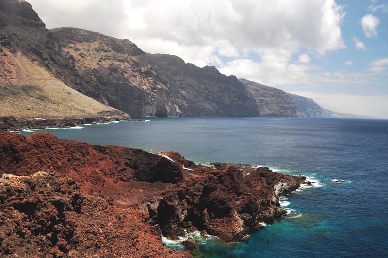 Punta de Teno Teneryfa
