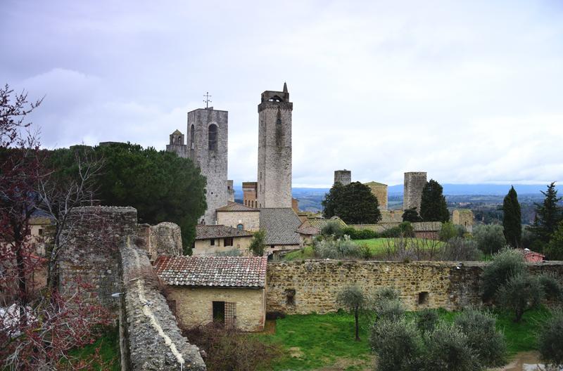 San Gimignano atrakcje