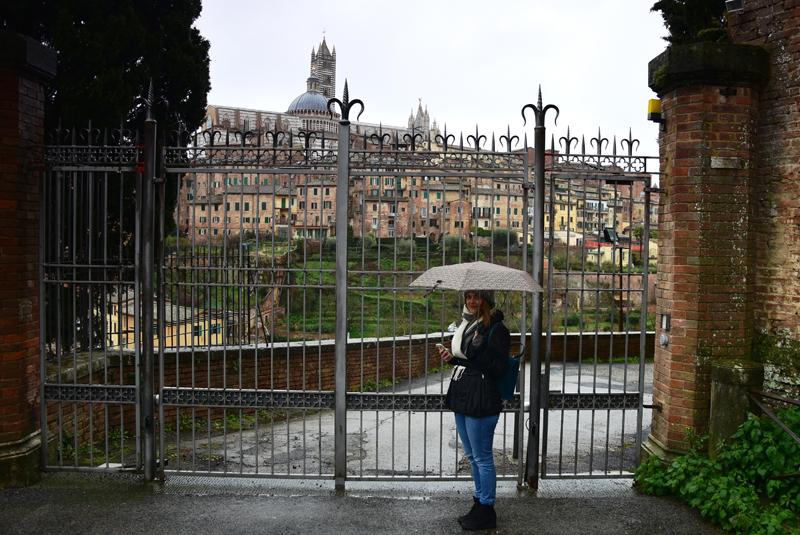 Siena Toskania