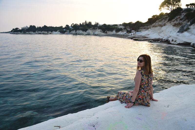 Cypr plaża gubernatora