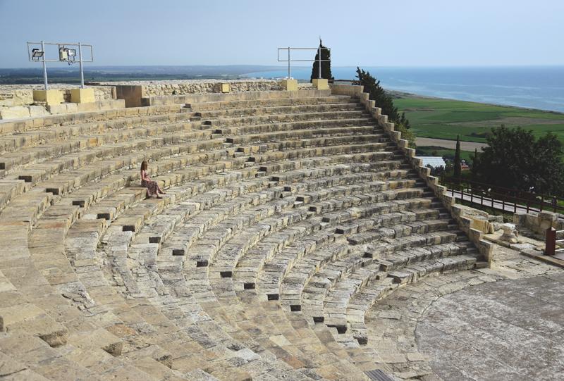 Ruiny Cypr