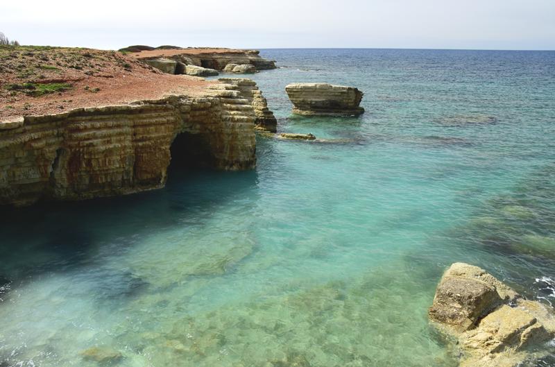 zatoka wraku cypr