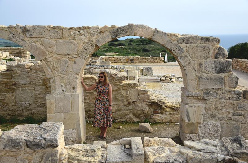 Cypr Kourion
