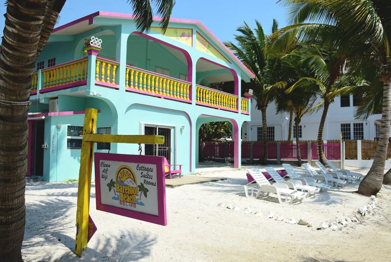 Hotele w Belize