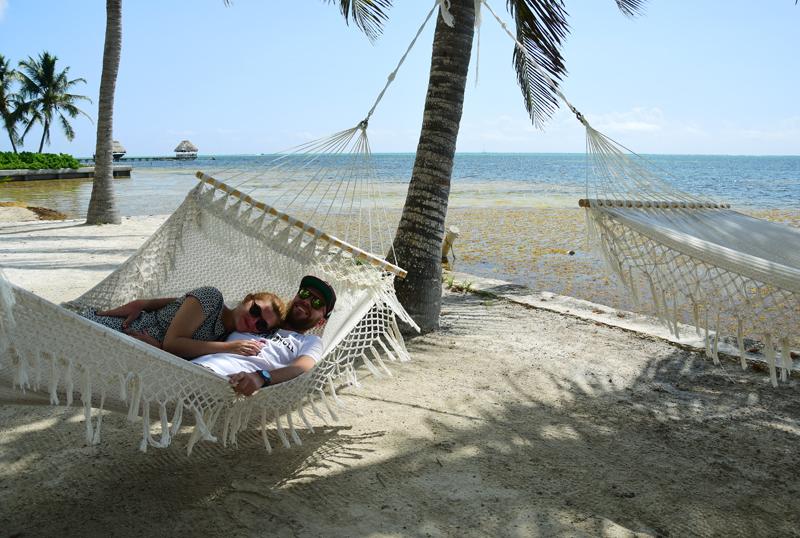 belize plaże