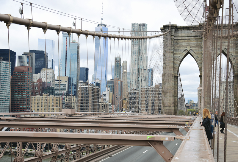 Brooklyn Bridge Nowy Jork