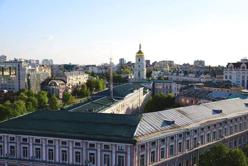 podróż do kijowa