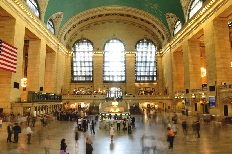 nowy jork grand central