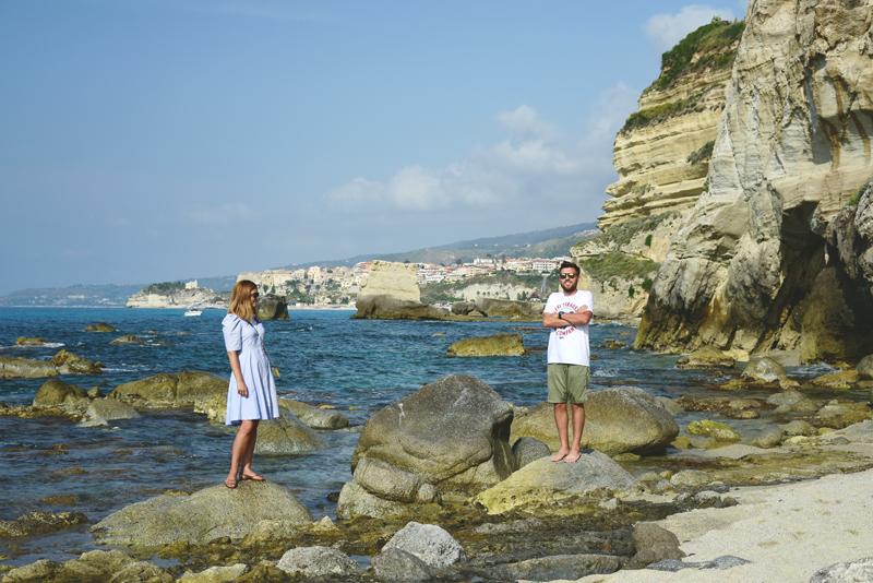 kalabria atrakcje plaże