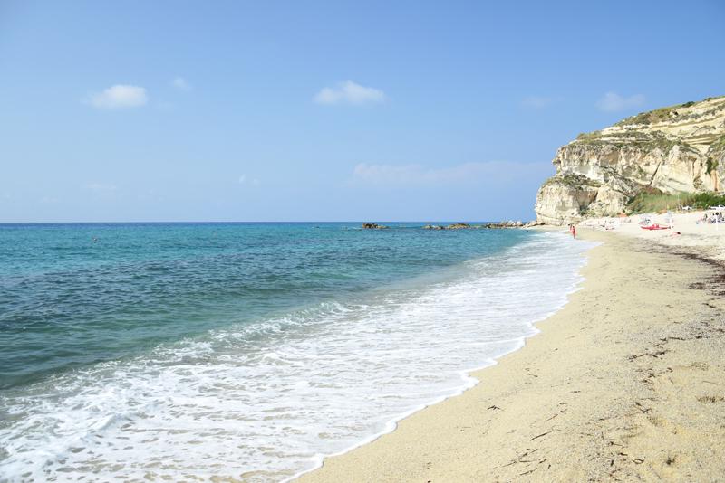 kalabria spiaggia di riaci