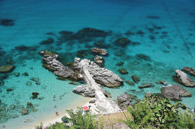 kalabria najpiękniejsze plaże