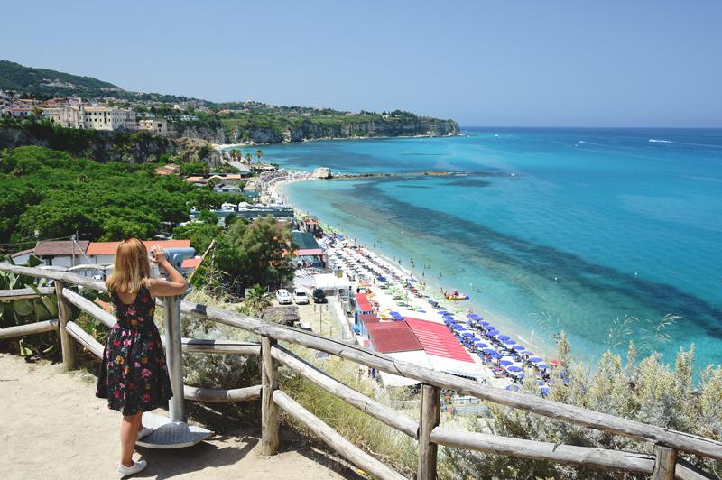 plaża w Tropei