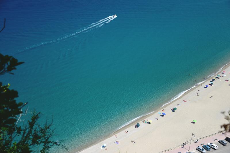 najpiękniejsze plaże w Kalabrii