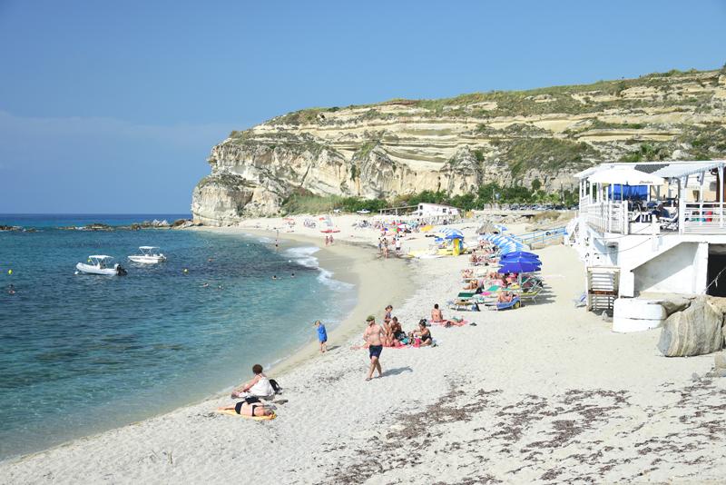 plaże we włoszech
