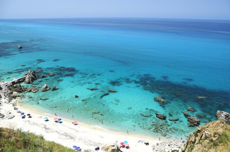 najpiękniejsze plaże we Włoszech