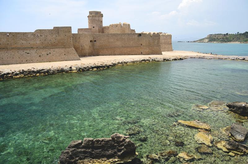zamek Le Castella
