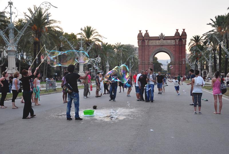 Barcelona Łuk Triumfalny