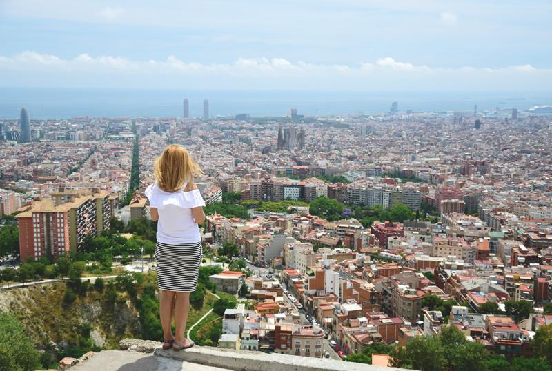 barcelona punkt widokowy