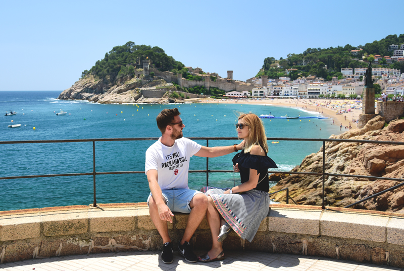 tossa de mar hiszpania