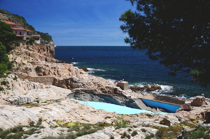 costa brava natural pool