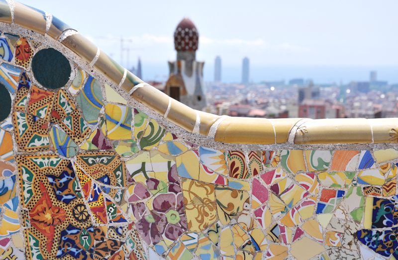 Park Guell czy warto