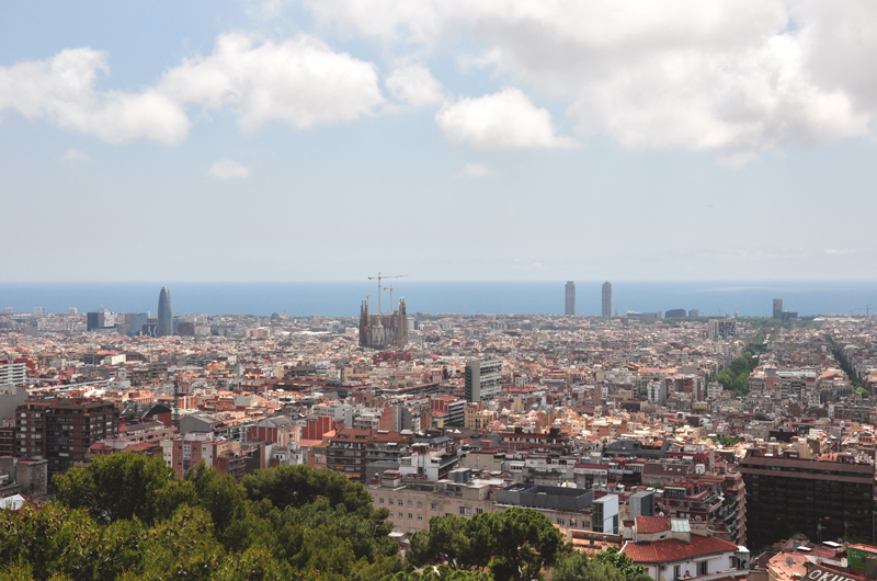 zwiedzanie Barcelony