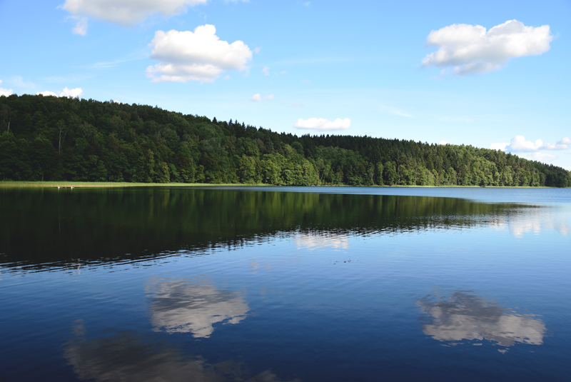 Jezioro Hańcza