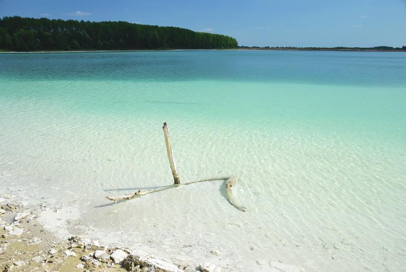 polska na weekend lazurowe jezioro