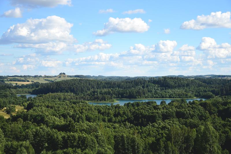 Suwalski Park Krajobrazowy Atrakcje