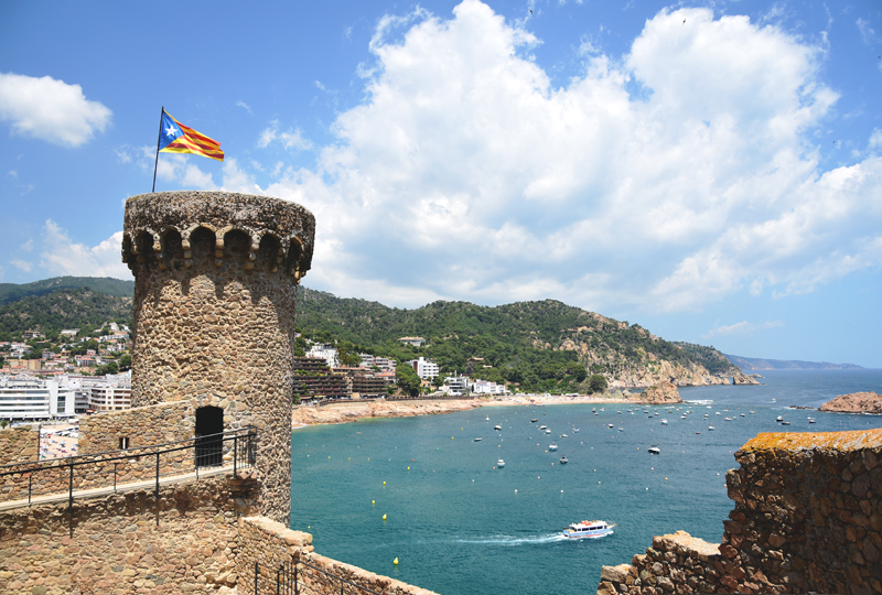 tossa de mar katalonia