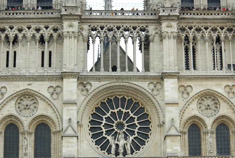 katedra w Paryżu
