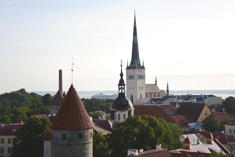 co zwiedzić w Tallinie