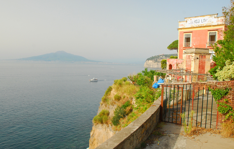 Wezuwiusz Włochy