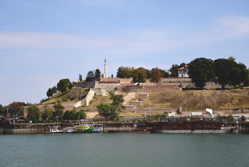 Belgrad najlepszy widok