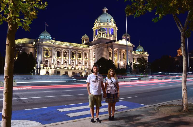 belgrad parlament