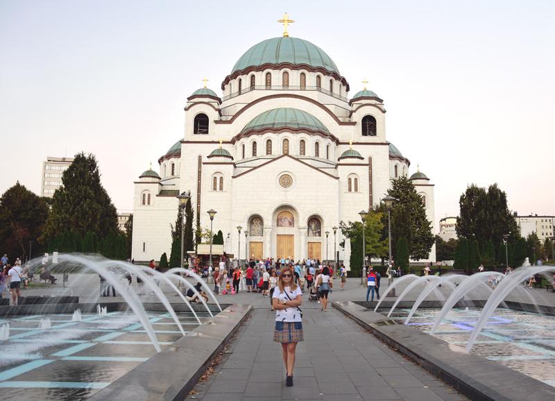 cerkiew świętego sawy