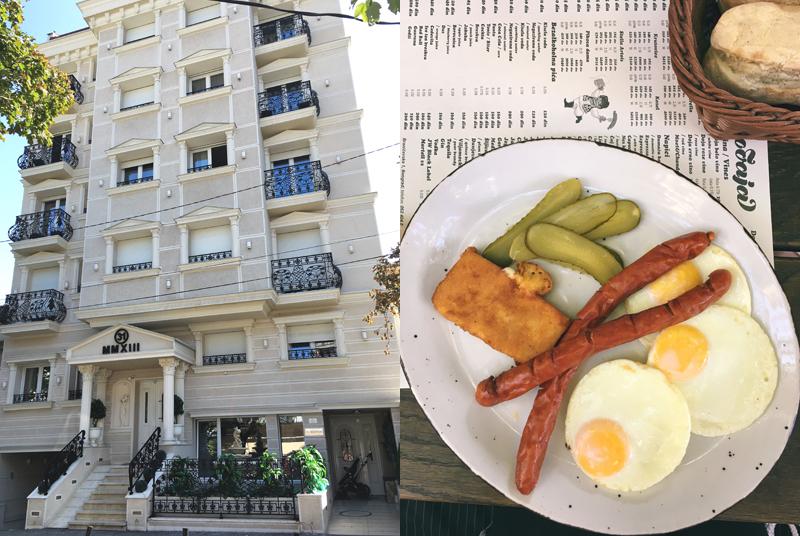 hotele w belgradzie