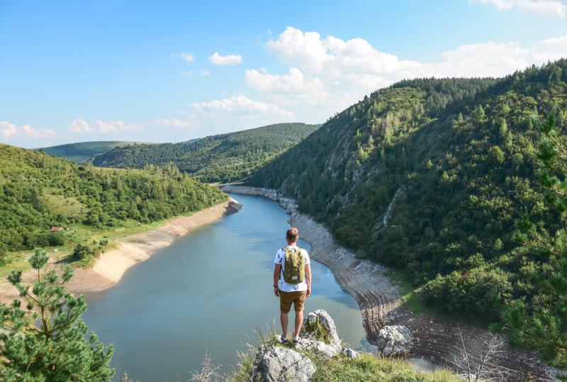 Kanion Uvac Serbia