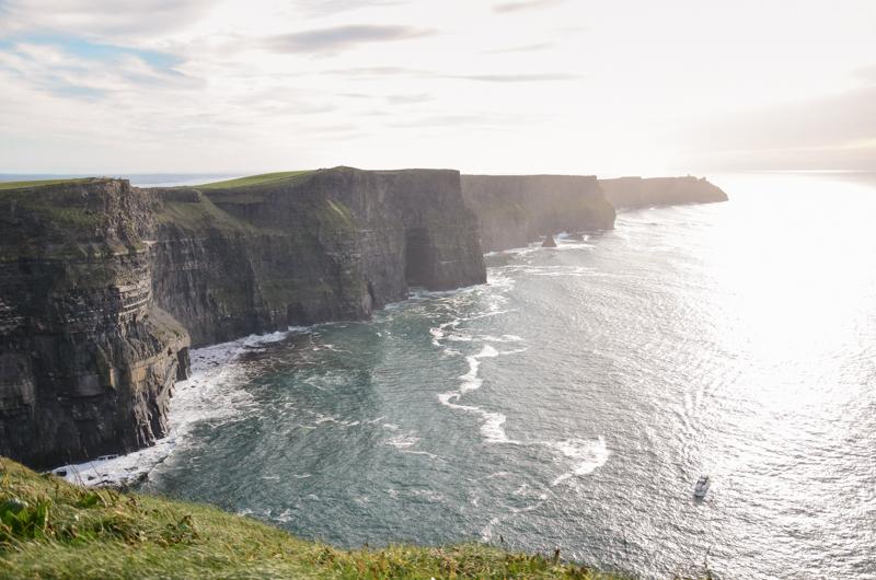 Klify Moheru w Irlandii