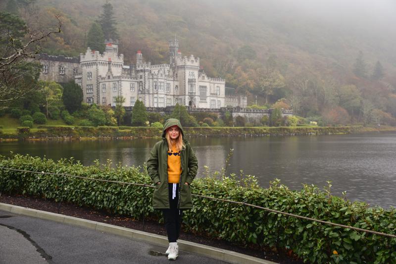 kylemore abbey irlandia