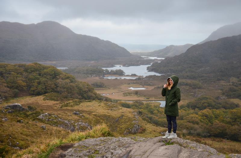 Pierścień Kerry Irlandia