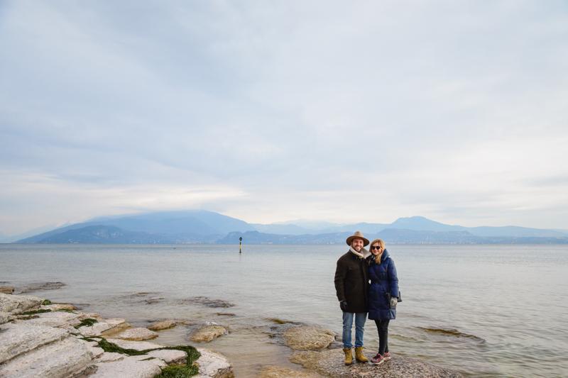 Jezioro Garda Sirmione