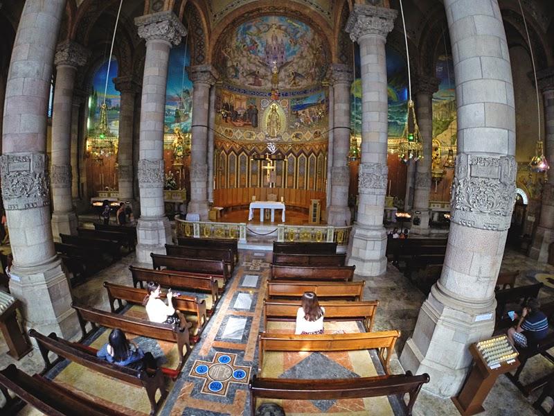 Kościół Barcelona