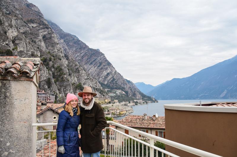 Limone sul Garda Włochy