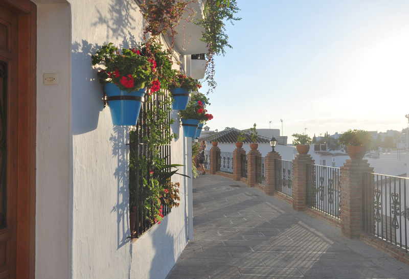 Mijas Andaluzja
