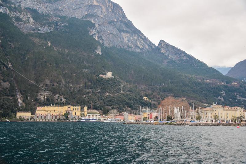atrakcje Jezioro Garda