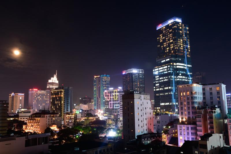 Sajgon Wietnam