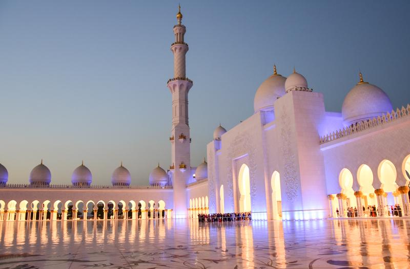 Meczet Szejka Zajida