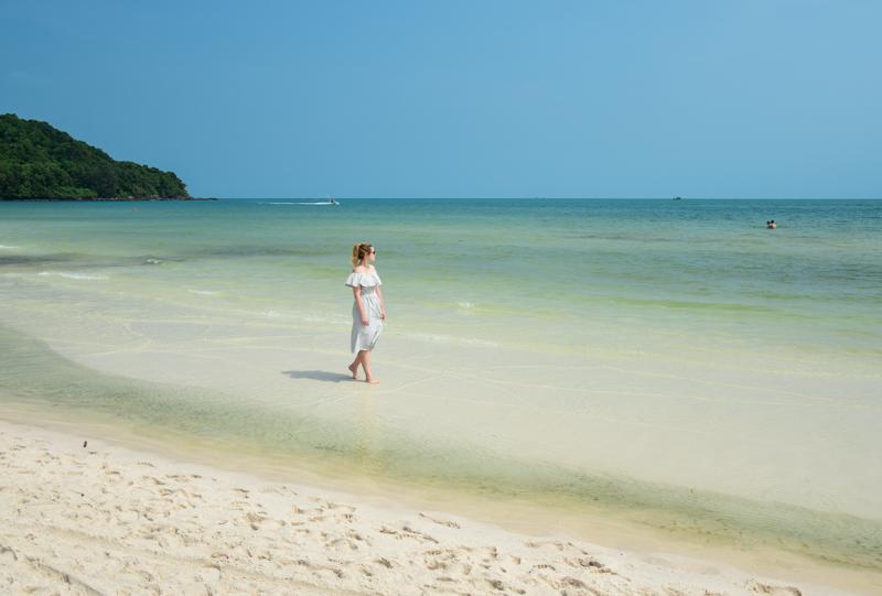 Wietnam plaże
